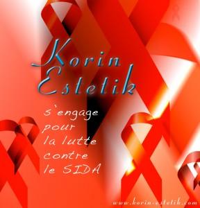 Korin Estetik est engagée dans lutte contre le VIH